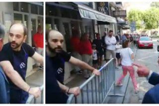 """Revilla se pone como el bicho del pantano contra un camarero que llamó """"hijo de puta"""" a su idolatrado Sánchez: """"Da vergüenza que trabajes en Cantabria"""""""
