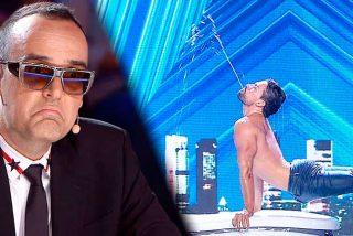 """Risto Mejide da la nota con su 'enfermiza arrogancia' en la primera entrega de 'Got Talent': """"No se puede se más sobrado"""""""