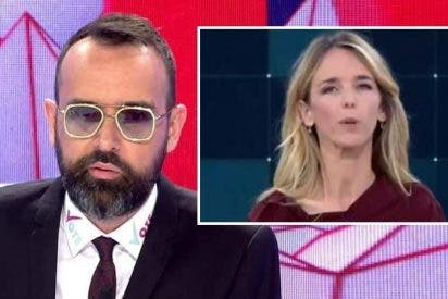 """El programa de Risto Mejide insinúa que Cayetana Álvarez de Toledo """"le come la p***a"""" a Pablo Casado"""