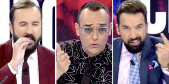 ¡Patético! Risto Mejide y sus cutres bufones se defienden de forma ridícula de las informaciones de Periodista Digital