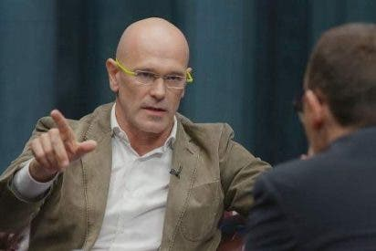 Escándalo: Risto Mejide entra en la cárcel saltándose las normas de seguridad para entrevistar al golpista Romeva