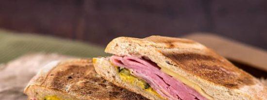 Sándwich cubano fácil