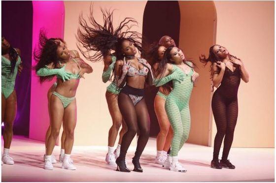 Savage X Fenty de Rihanna