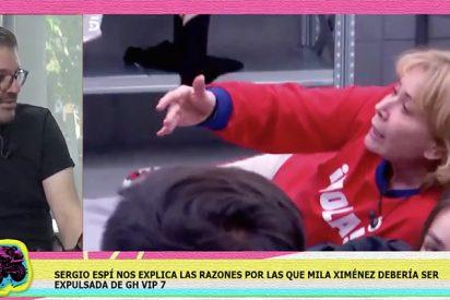 Así ha estafado Mila Ximénez a 'GH VIP 7': Las razones por las que debería ser expulsada inmediatamente