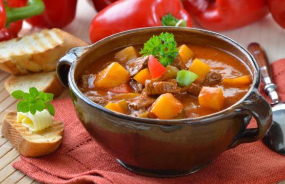 Sopa de carne fácil 🥩