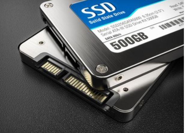 Ordenadores de sobremesa con SSD,