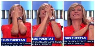 El 'lapsus' de Susanna Griso a cuenta de Cayetana Álvarez de Toledo que se escuchó hasta en la sede del PP