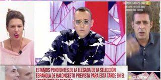 """Naranjo se cansa de las soflamas independentistas de Talegón: """"¡Puigdemont, los suyos y tú sois solo una panda de pijos!"""""""