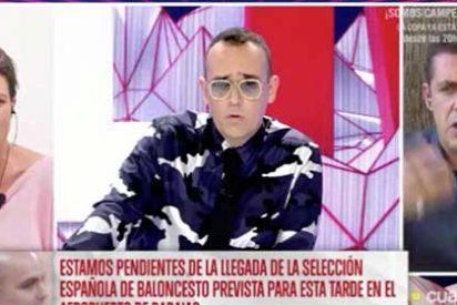 """Naranjo se harta de las soflamas independentistas de Talegón: """"¡Puigdemont, los suyos y tú sois solo una panda de pijos!"""""""