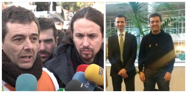 Los sindicatos palmeros de izquierda en Telemadrid callan como puertas ante las corruptelas de José Pablo López