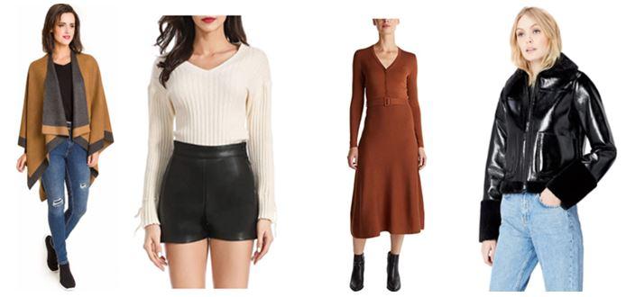 Tendencias de moda otoño invierno 2020/20201