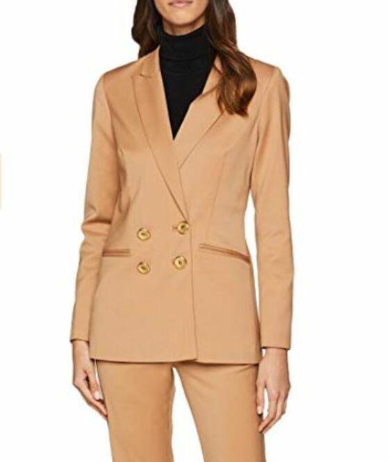 Tendencias de moda otoño invierno 2020 color camel