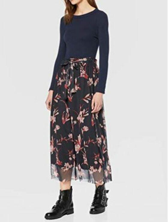 Tendencias de moda otoño invierno 2020 faldas midi