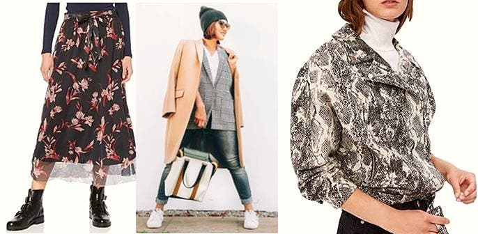 Tendencias de moda otoño invierno 20192020 ✅ Periodista