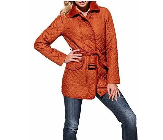 Tendencias de moda otoño invierno 2020/20201 color terracota