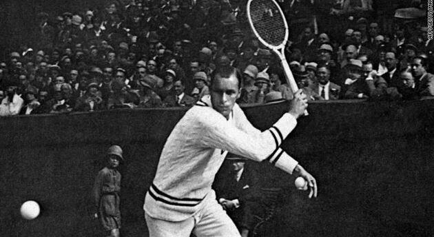 tenis en los años 20
