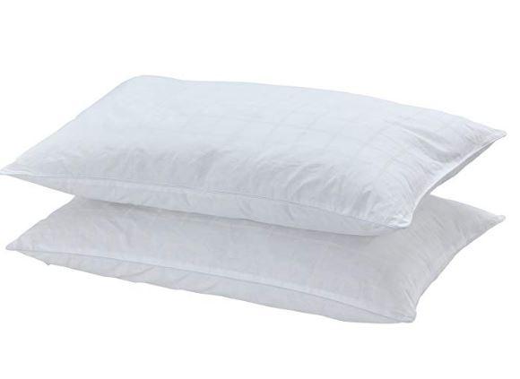 tipos almohadas