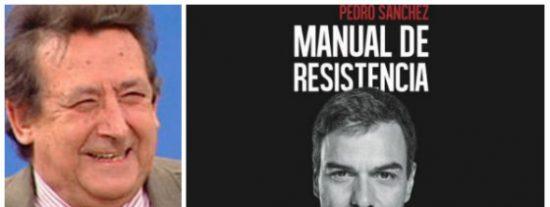 """Ussía descarrila a los 'genios' de Renfe por meter por narices a sus pasajeros el libro de Sánchez: """"Es una porquería literaria"""""""