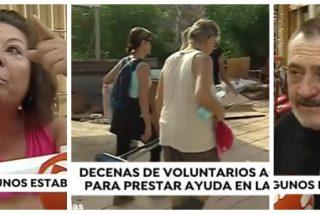 """El Quilombo / Testimonio en exclusiva de una víctima de la gota fría: """"Los moros bajan al pueblo para robarnos y hacer pillaje"""""""