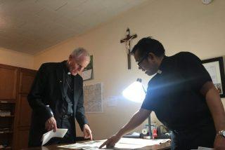 Un obispo vende la mansión de su antecesor para resarcir a las víctimas de abuso sexual