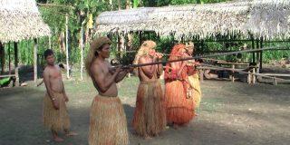 """Jungla del Amazonas: Los """"Yaguas"""" y el """"Arte de la caza"""""""
