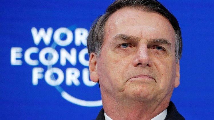 Jair Bolsonaro, hospitalizado por fuertes dolores abdominales