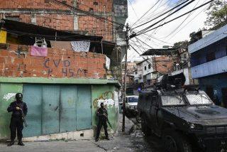 Un miliciano chavista, traicionado por las FAES de Maduro: