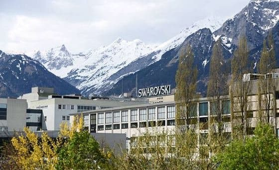 Swarovski nacido en Bohemia