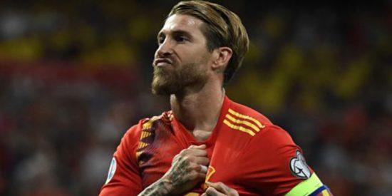 ¡Conseguido!: Sergio Ramos supera a Casillas como jugador con más partidos con la selección