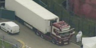 ¡Terrible!: Descubren 39 cadáveres dentro de este camión en Reino Unido