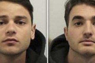 ¡Terrible!: Estos dos hombres chocan las manos y se abrazan después de violar a una joven en un club de Londres