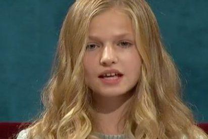 La Princesa Leonor ha cumplido 14 años y Letizia y el Rey lo celebran en la intimidad familiar