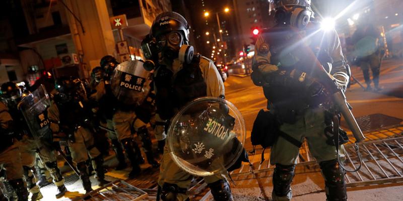 Hong Kong arresta a 11 personas por intentar ayudar a escapar a una docena de activistas prodemocracia a Taiwán