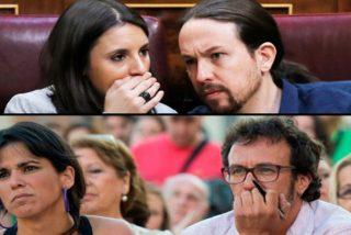 ¿Sabías que los caraduras de Iglesias y Montero se embolsan 22.000 € en dietas durante sus bajas maternales a diferencia de Teresa Rodríguez?