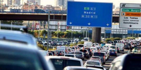 ¿Sabías que este martes 29 de octubre es el día más peligroso del año para ir a trabajar en coche?