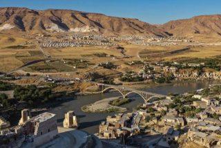 ¿Sabías que una de las ciudades más antiguas del mundo pronto quedará bajo el agua por la puesta en funcionamiento de una gran represa?