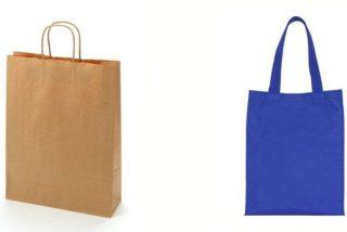 ¿Sabes por qué las bolsas de algodón y papel pueden ser tan dañinas para el medio ambiente como las de plástico?
