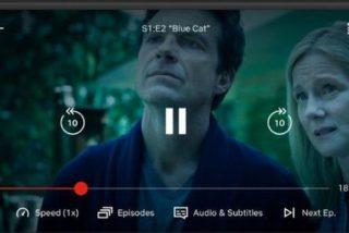 Así es la nueva función de reproducción de Netflix que causa indignación entre cineastas y actores