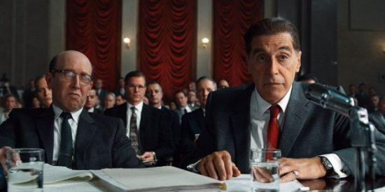 Así funciona el controvertido método de rejuvenecimiento digital con el que les quitaron años a De Niro y Al Pacino