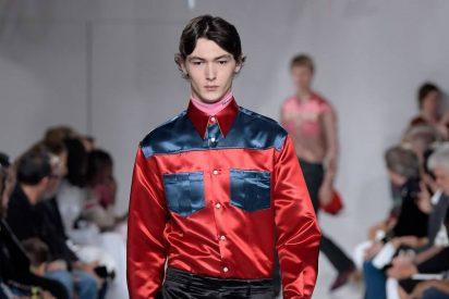 Imagen: Raf Simons para Calvin Klein
