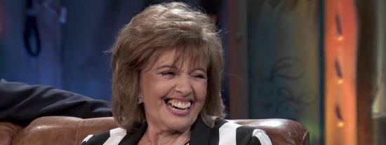 María Teresa Campos la lía muy parda en Movistar: peloteo socialista, chistes sobre Cataluña y nuevo ataque a Vasile