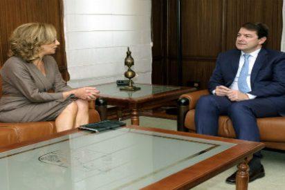 La Junta de Castilla y León estrecha lazos con la Fiscalía