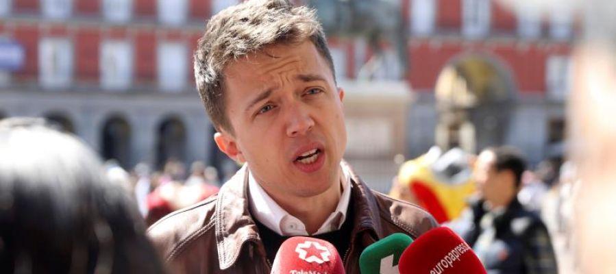 'Pucheritos' Errejón: el candidato de Más País se queja de que no le dejan ir a los debates electorales y en Twitter le refrescan la memoria