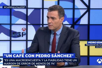 Vea el franco deterioro sufrido por Pedro Sánchez durante su presidencia 'fake'