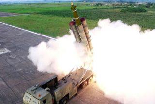 Corea del Norte ha lanzado dos proyectiles no identificados hacia el mar de Japón