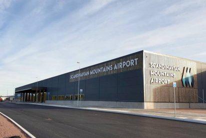 ¿Sabías que el aeropuerto más nuevo de Suecia no tiene torre de control?