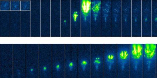 Así son las primeras fotografías de las descargas eléctricas más potentes que existen en la naturaleza