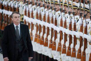 """Bolsonaro: """"Puedo ser un presidente sin partido"""""""