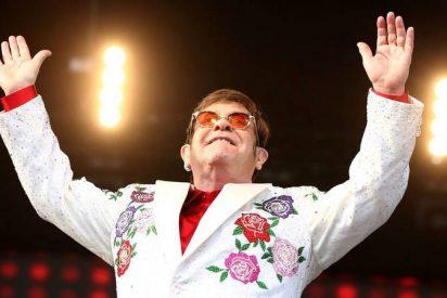 """Elton John cancela un concierto hasta el próximo año: """"Estoy extremadamente enfermo"""""""
