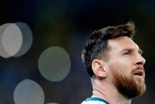 """¿Sabes quién es para Messi el """"mejor de todos"""" los delanteros que haya visto jugar?"""